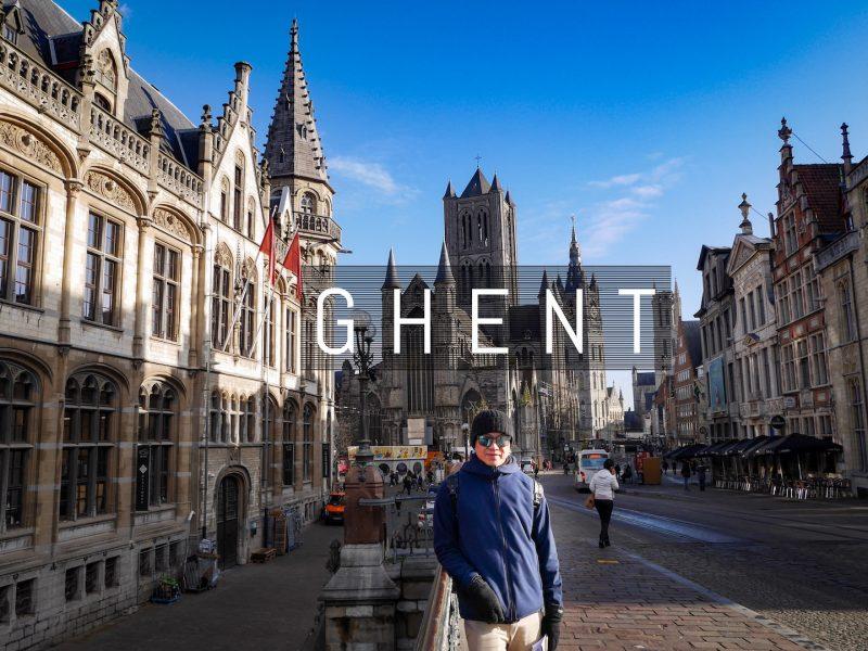มนต์เสน่ห์แห่ง Ghent