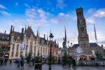 Strolling in Bruges …