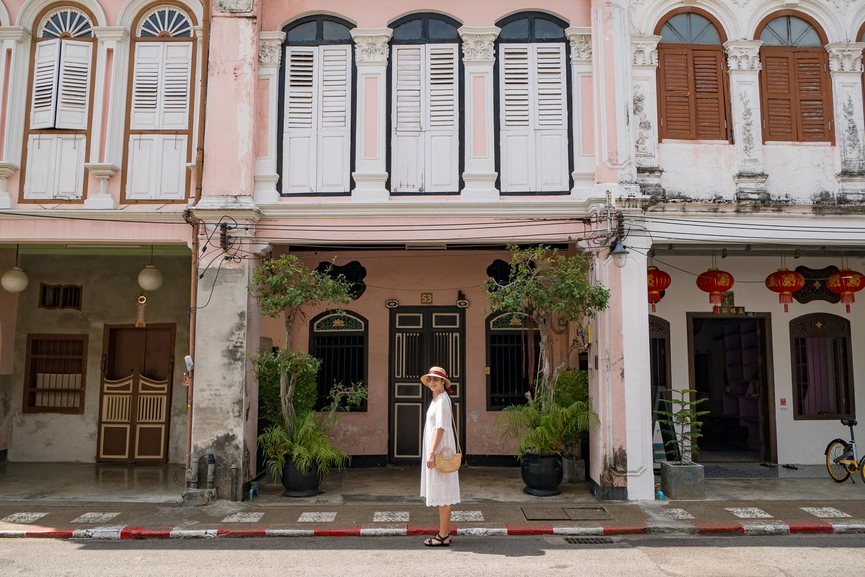 Phuket Diary : อ่าวพังงา, Catch Beach Club, Phuket Old Town, พิพิธภัณฑ์ไทยหัว, สวนหลวง ร.9 & จุดชมวิวกะตะ