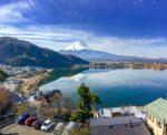 Lake Kawaguchiko II Oshino Hakkai II Chureito Pagoda II Mizno Hotel