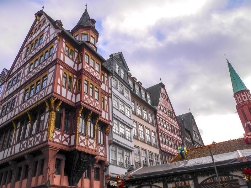 มาเที่ยว Frankfurt กัน (สักที) …