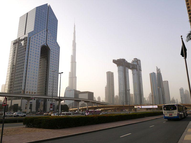 วีซ่าดูไบ (UAE Visa) … ง่ายกว่าที่คิด