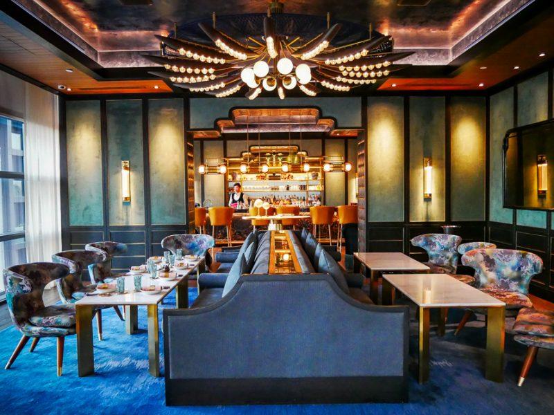 Nan Bei (หนานเป่ย) อาหารจีน ✪✪✪- กรุงเทพ โรงแรมโรสวู๊ด