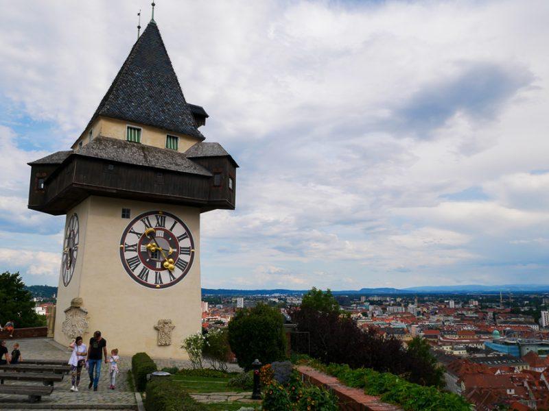 ทริปหอยทาก ออสเตรีย-ฮังการี-เช็ค : วันที่ 4  ตรงสู่ Graz เมืองใหญ่อันดับ 2 แต่ครองใจอันดับ 1 ของ Austria