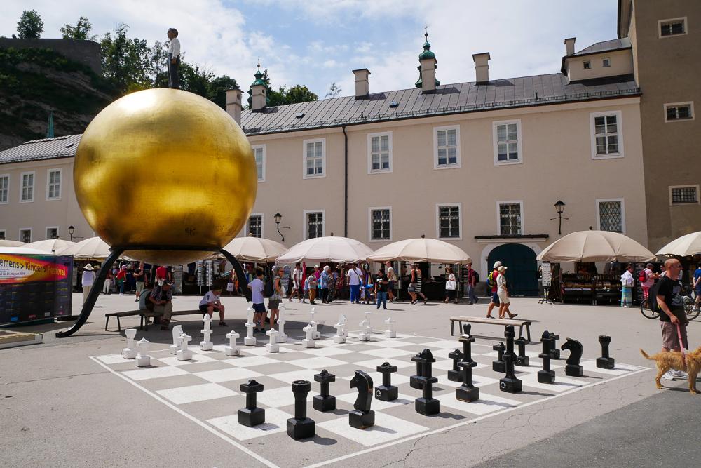 ทริปหอยทาก ออสเตรีย-ฮังการี-เช็ค : วันที่ 6 – 7  ท่องเมืองเสียงดนตรีของ Mozart