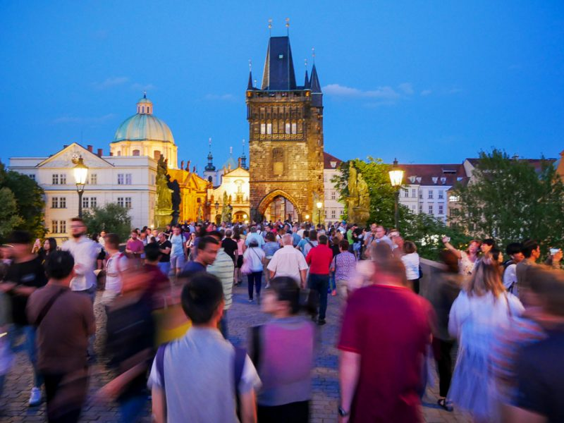 ทริปหอยทาก ออสเตรีย-ฮังการี-เช็ค : วันที่ 11-13 Prague สวยไม่สร่าง