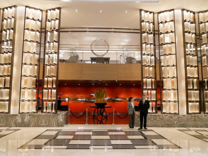 Grand Hyatt Hangzhou โรงแรมหรูคู่ทะเลสาบ – หังโจว