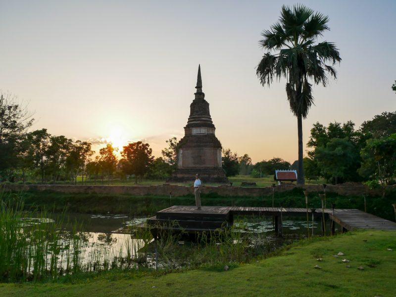 เที่ยวไทยไปกับ จูน ศศิวิมล : อุทัยธานี – สุโขทัย – อุตรดิตถ์ – พิษณุโลก (3 วัน 2 คืน)