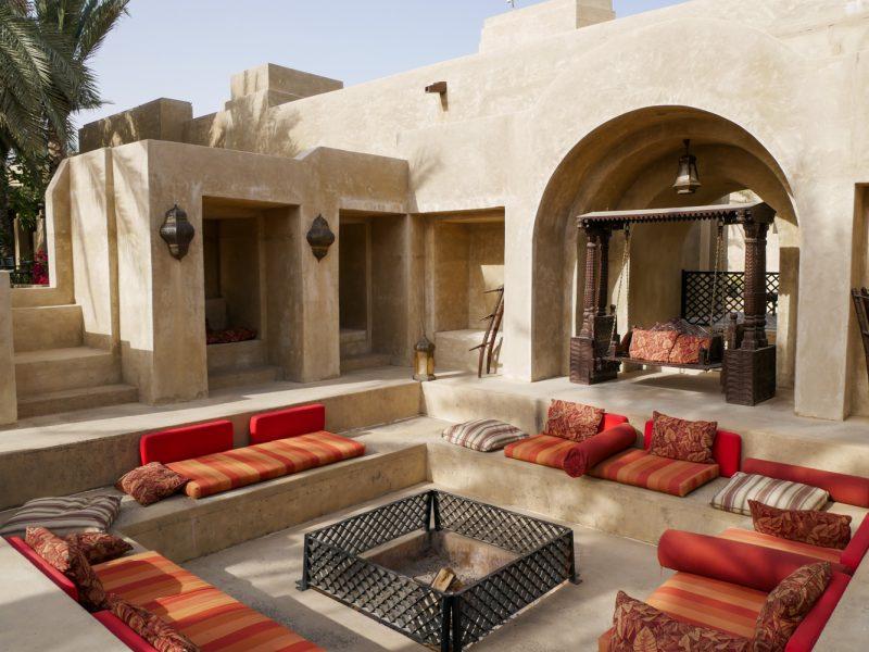 Bab Al Shams Desert Resort & Spa ฟ้าจรดทราย – ดูไบ
