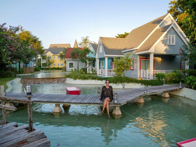 Peggy's Cove Resort หมู่บ้านชาวประมงริมหาดคุ้งวิมาน– จันทบุรี