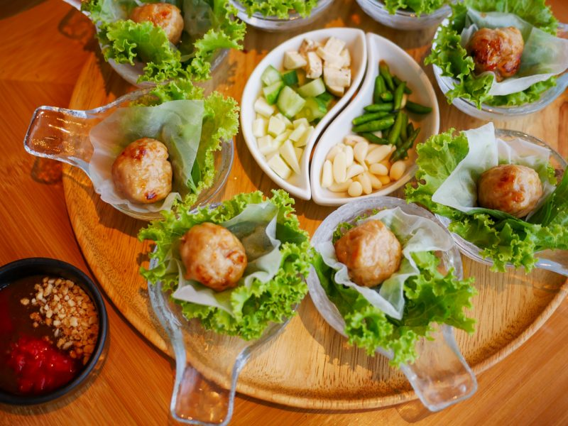 Le Dalat มื้อเวียดนามตามใจคุณแม่ – กรุงเทพ