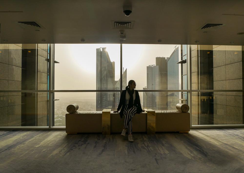 Shangri – La Hotel, Dubai