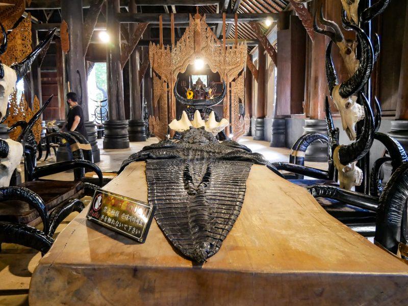 พิพิธภัณฑ์บ้านดำ – เชียงราย